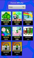 Screenshot of Kids Slide Puzzle
