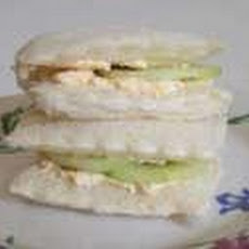 Sherri's Cheese Tea Sandwiches