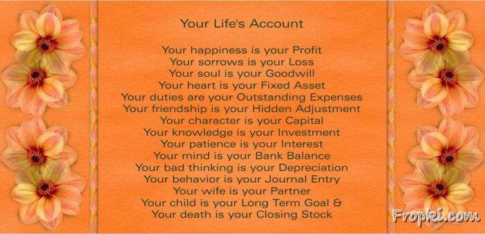Remember Your Life Account