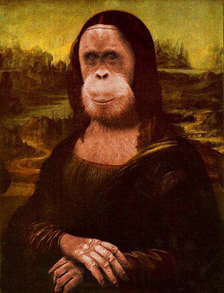 Animals in famous paintings