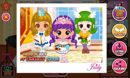 Game Fashion Judy Fantasy Style Apk For Kindle Fire Download Android Apk Games Apps For