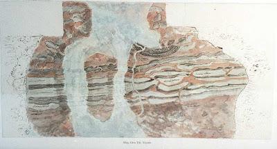 Map, Glen Tilt, Tayside by John Clerk of Eldin