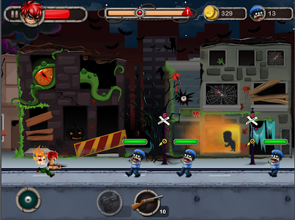 Zombie Combat - screenshot