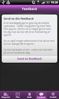 Screenshot of Telia Tirsdag
