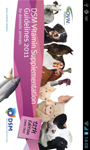 DSM Vitamin Guidelines 2011