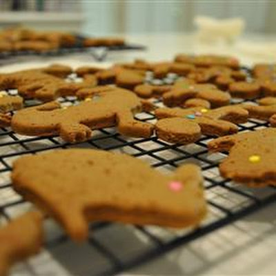 Gingerbread Cut-out Biscuits