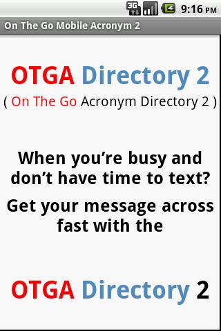 OTGA 2