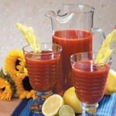 Spiced Tomato Juice