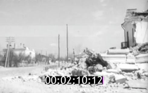 Разрушенный ОЧаков. 1944 г.