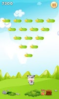 Screenshot of Happy Farm Jump - Kids Game