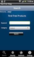 Screenshot of That Free Thing