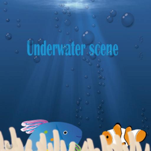 个人化の海底のライブ壁紙 LOGO-記事Game