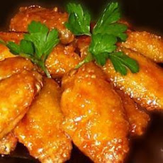 Succulent Chicken Wings