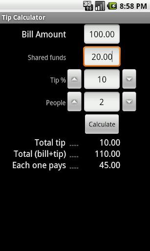 財經必備免費app推薦|Tip & Split Calculator線上免付費app下載|3C達人阿輝的APP