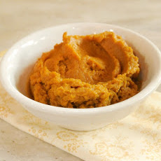 Spiced Pumpkin Mash