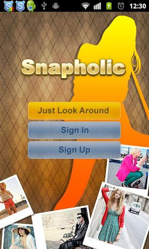 Snapholic