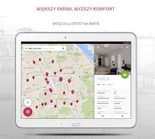 Screenshot of Morizon - nieruchomości
