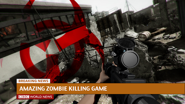 Zombie Night: Survival Tale HD apk screenshot