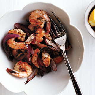 Grilled Oregano Shrimp