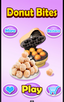 Screenshot of Maker - Donuts Bites!