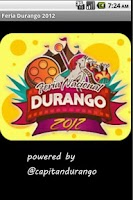 Screenshot of Feria Nacional Durango 2012