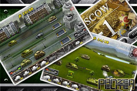 Panzer War - screenshot