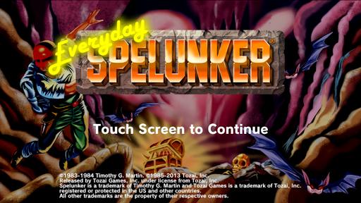 Everyday Spelunker - screenshot
