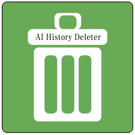 歷史Deleter的,橡皮擦,遠程 商業 App LOGO-APP試玩