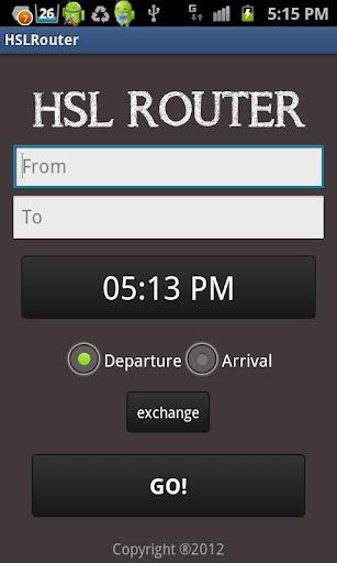 HSL Router