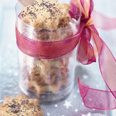 Blue Cheese Biscuits With Poppy Seeds
