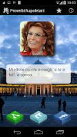 Screenshot of Neapolitans Proverbs Widgets