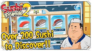 Screenshot of Sushi World