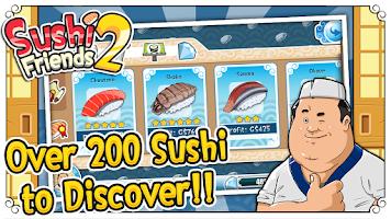 Screenshot of Sushi World