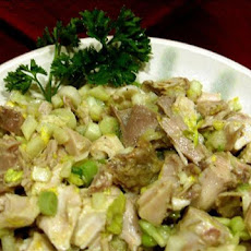 Gobbling Good Turkey Salad (Leftovers)
