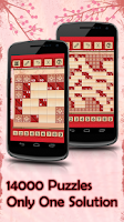 Screenshot of Kakuro Puzzles
