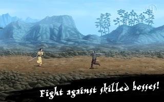 Screenshot of Samurai Rush
