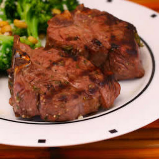 Grilled Lamb Loin Chops Recipes