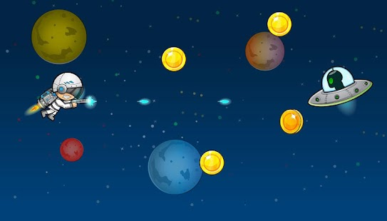 Bob's Galaxy - ALIEN SHOOTER - screenshot
