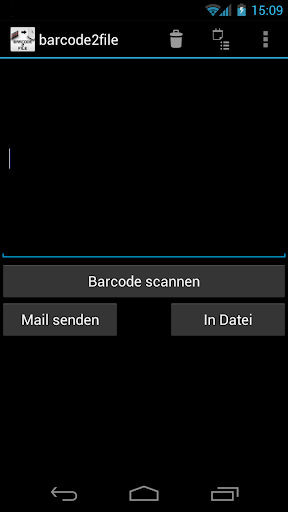 barcode2file