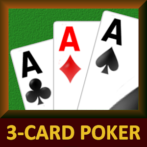 How to play 3 card poker video