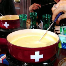 Authentic Original Traditional Swiss Fondue (Old World Recipe)