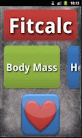 Screenshot of FitCalc Pro: Health Calculator