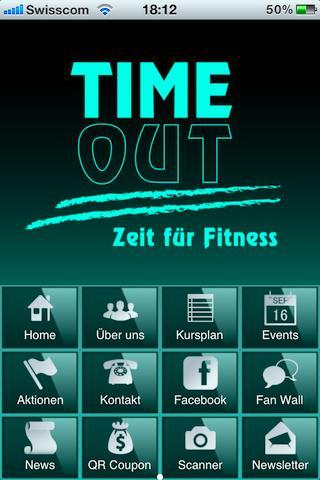 TimeOut Fitness