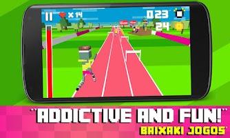 Screenshot of Retro Runners - Endless Run