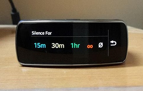 Gear Fit Smart Silencer 2.0 - screenshot