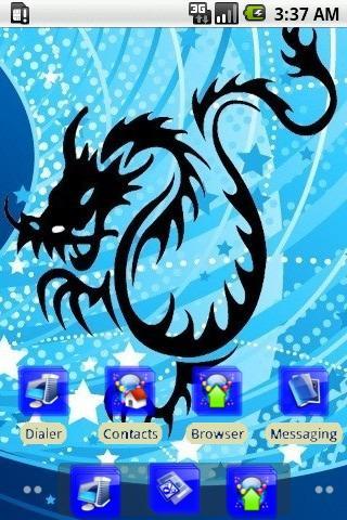 Dragon Eddy [SQTheme] ADW