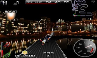 Screenshot of SuperBikers Free