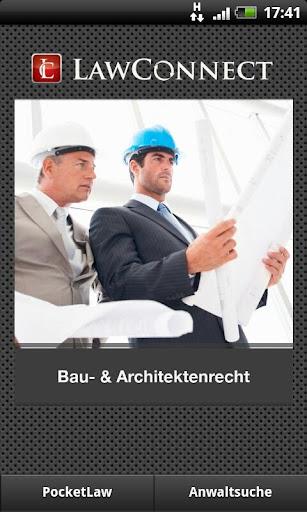 Bau- Architektenrecht