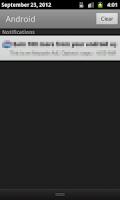 Screenshot of Airpush Finder