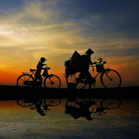 by Arie Dexz - Transportation Bicycles